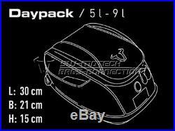 Moto Morini Corsaro 1200 Bj. 05-18 QUICK-Lock EVO Daypack Tankrucksackset Neu