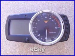 Moto Morini Corsaro 1200 Tacho Meter Cockpit Armatur instrument speedo meter 07