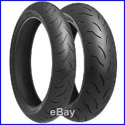 Moto Morini Corsaro 1200, Veloce 02 Battlax BT-016 PRO Tyre Pair 120/70-180/55