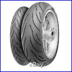 Moto Morini Corsaro 1200 Veloce ContiMotion Front Rear Tyre Pair 120/70190/50