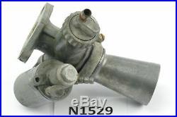 Moto Morini Corsaro 125 Bj. 1965 Carburateur Dellorto N1529