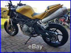 Moto Morini Corsaro 2007 only 5800 miles
