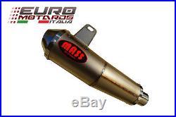 Moto Morini Corsaro 2in1 MassMoto Impianto Scarico Semi Compl. Tromb Titan Curve