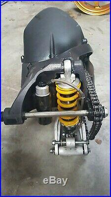 Moto Morini Corsaro Front End & Rear End. Breaking full bike All parts