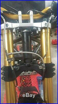 Moto Morini Corsaro Front End & Rear End. Breaking full bike Cafe Racer Project