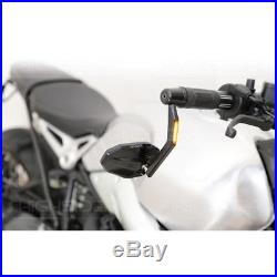 Moto Morini Corsaro Veloce 1200 Lenkerenden Spiegel VICTORY mit Blinker Paar
