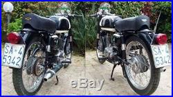 Moto morini corsaro 125 cc 1960