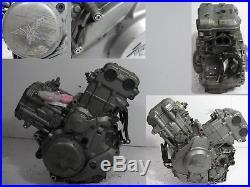 Motor (23.127 Km) Engine Getriebe Kurbelwelle Moto Morini Corsaro 1200, 05-13