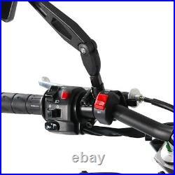 Motorbike Fog Lights LED Lumitecs S2 E-Homologated
