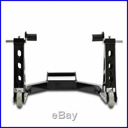 Motorcycle Paddock Stand Set Constands Rear and Front SBL