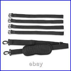 Motorcycle tail bag Bagtecs XB50 Waterproof Rear Seat Dry Bag Volume 50L