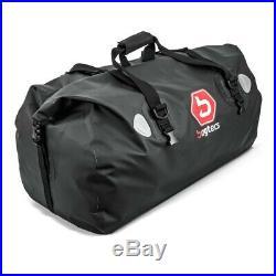 Motorcycle tail bag set Bagtecs XF80 + XF60 Waterproof Duffle Bag Rear Seat 140L