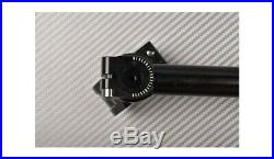 Paire Demi Guidons Inclinables Aluminium 50 mm MOTO MORINI CORSARO 2006-2011