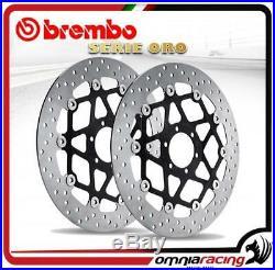 Pareja discos Brembo Serie Oro flotante Moto Morini Corsaro 1200 20052009