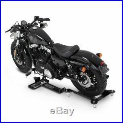 Pedana Sposta Moto Moto Morini Corsaro Avio 1200 ConStands M2 nero Carrello