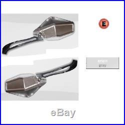 Per Moto Morini Corsaro 1200 2005 2011 Pair Mirrors Rear View To Handlebar B