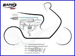 Rapid Bike Easy Vrs Rs + Kabelbaum Moto Morini Corsaro 1200 2006