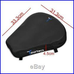Set Motorcycle Seat Cushion Tourtecs Air Deluxe M + Seat Pad Tourtecs Air S