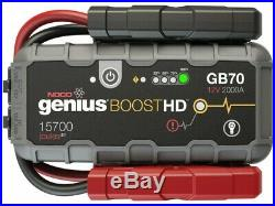 Start aid Noco Gb70 Boost HD 2000a 12v Jump starter for scooters, motorcycles