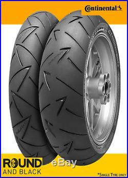 Triumph SpeedTriple1050 05-10 Rear Tyre 180/55 ZR17 Continental ContiRoadAttack2