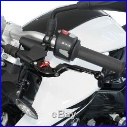 V-Trec Leve Freno+Frizione Set II Moto Morini Corsaro 1200 05-10 allungabili