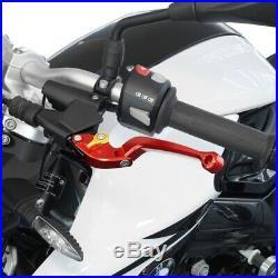 V-Trec Safety Leve Freno + Frizione pieghevole Moto Morini Corsaro 1200 05-10