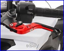 V-Trec V3 Bremshebel+Kupplungshebel Moto Morini Corsaro 1200 05-10 ABE klappbar