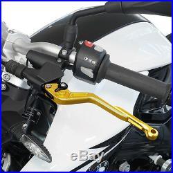 V-Trec V. Bremshebel + Kupplungshebel ABE Moto Morini Corsaro 1200 05-10