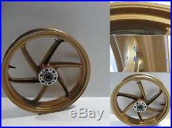Vorderradfelge Vorderrad-Felge Rad vorne Wheel Moto Morini Corsaro 1200, 05-13