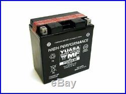 YUASA-Batterie MOTO MORINI 1200ccm Corsaro 1200 Baujahr 2006-2011 (YTX20CH-BS)