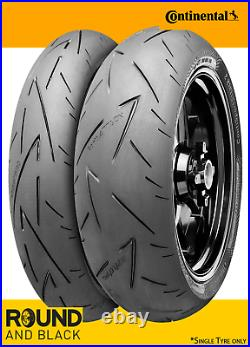 Yamaha YZF-R1 -08 Front Tyre 120/70 ZR17 Continental ContiSportAttack2